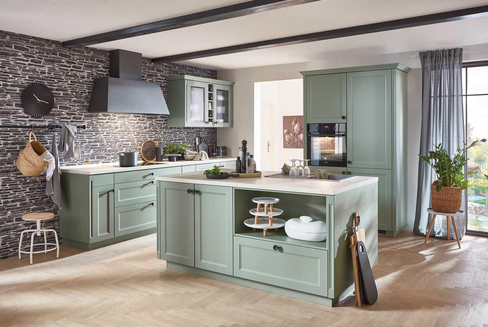 Nobilia Küchen - Modell Cascada - 776