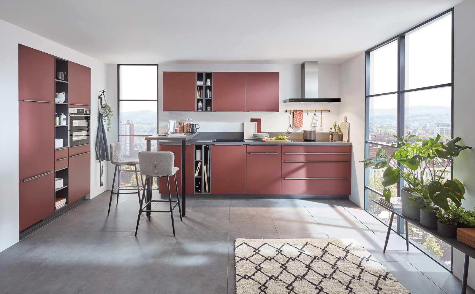 Nobilia Küchen - Modell Easytouch -963