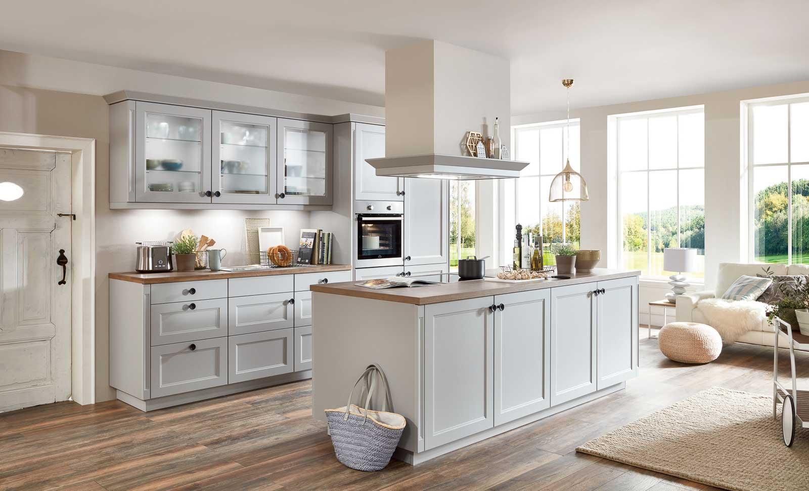 Nobilia Küchen - Modell Cascada- 772
