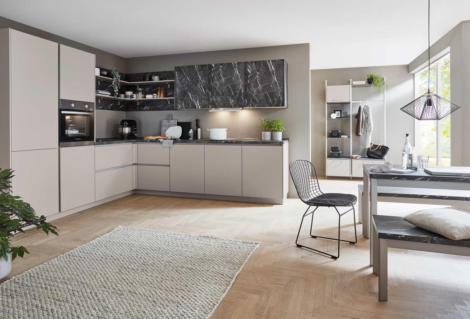 Nobilia Küchen - Modell Easytouch -969