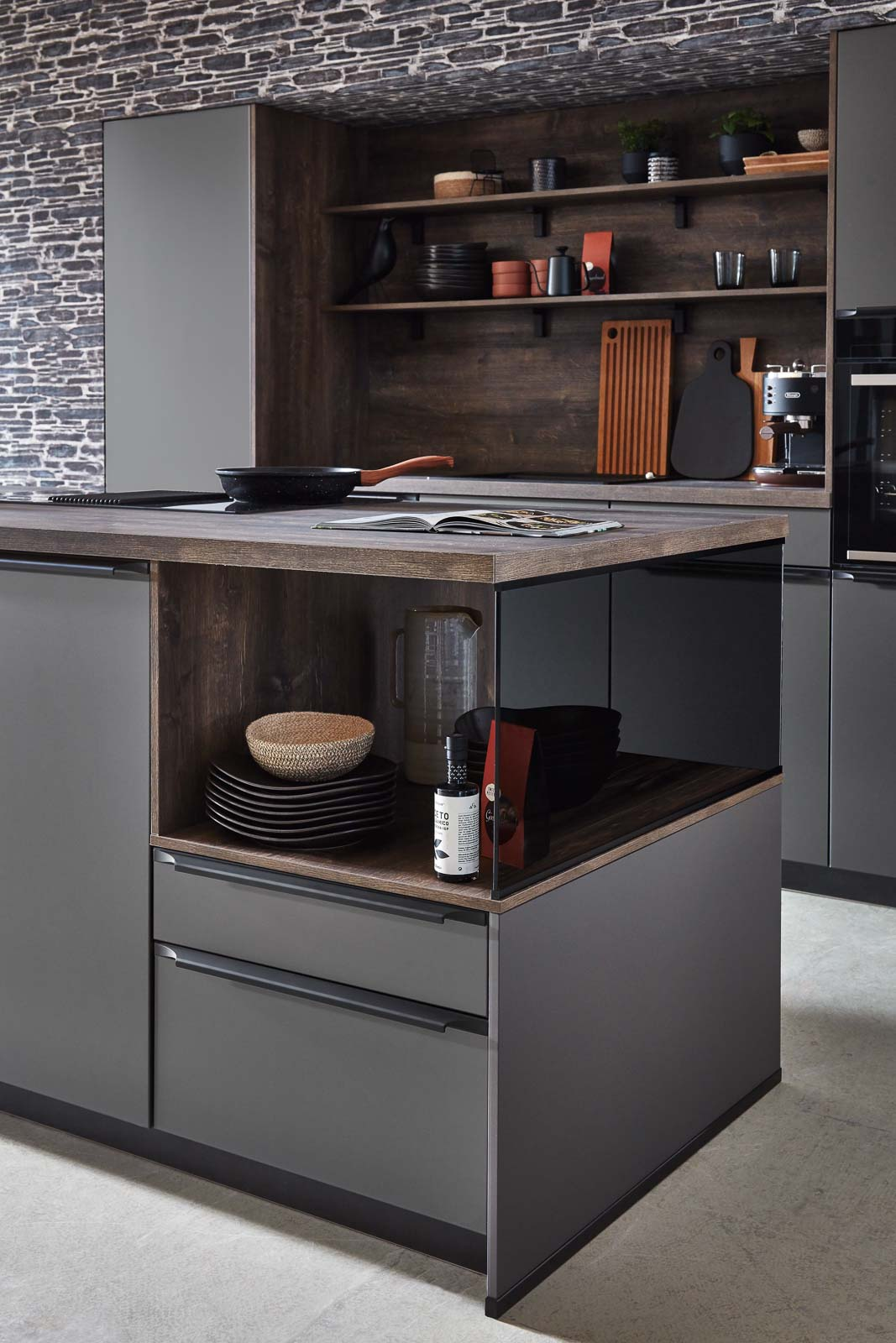 Nobilia Küchen - Modell Artis- 937