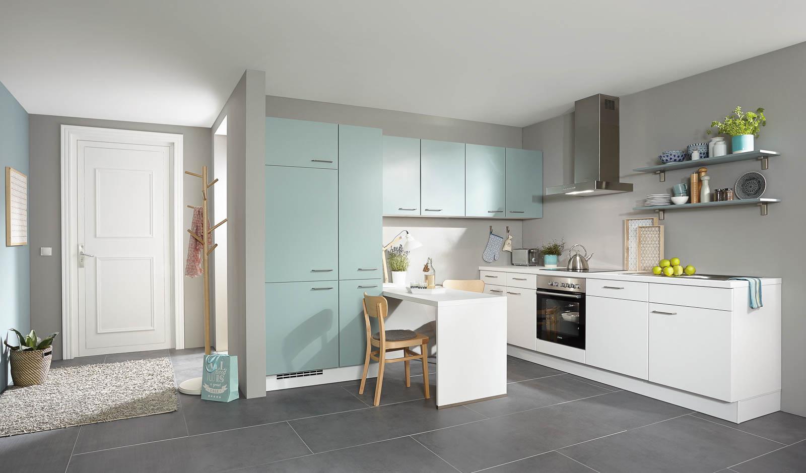 Nobilia Küchen - Modell Touch - 337