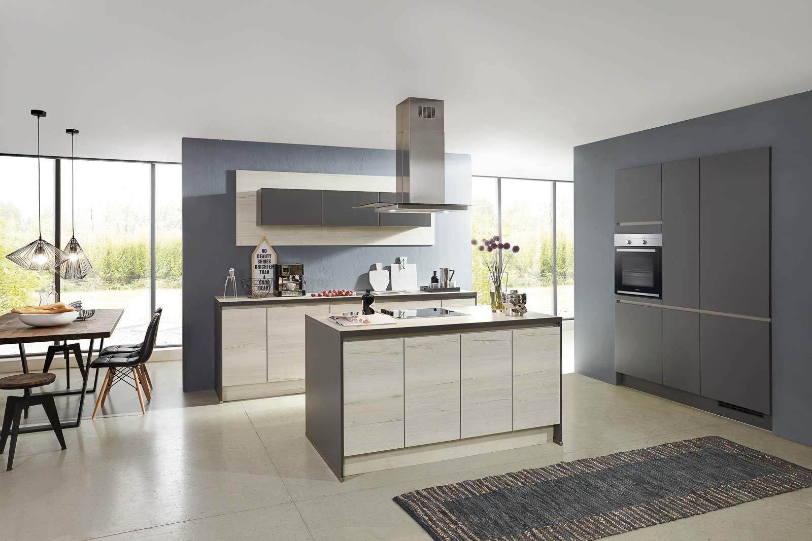 Nobilia Küchen - Modell Structura - 401