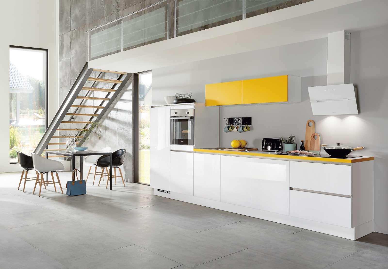 Nobilia Küchen - Modell Focus - 470