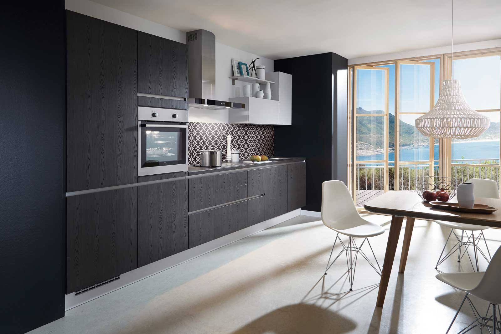 Nobilia Küchen - Modell Structura - 403